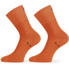 ASSOS Assosoires GT Socks, rojo
